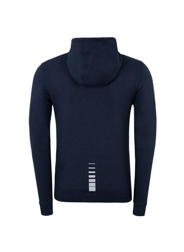 EA7 Emporio Armani Sweatshirt Lacivert